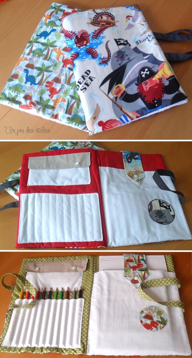 les sacs artiste un cadeau homemade pour artistes en herbe un peu des toilesun peu des toiles. Black Bedroom Furniture Sets. Home Design Ideas