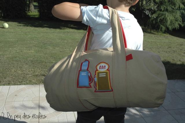 sac polochon de Loulou3