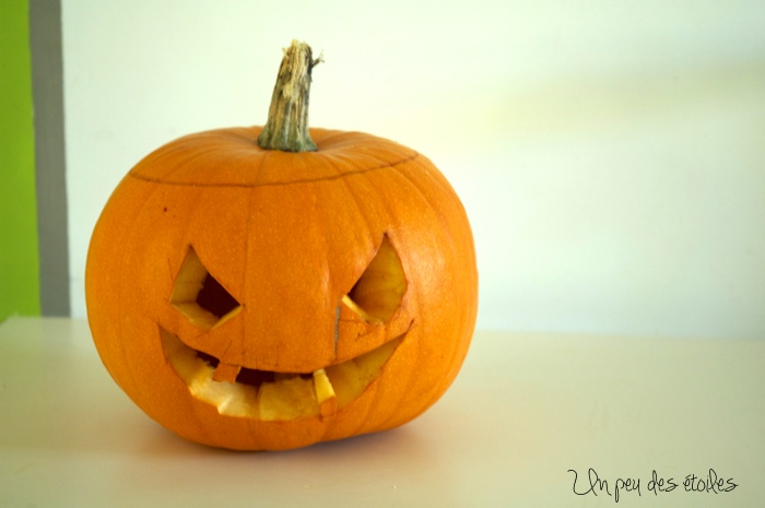halloween-citrouille-debut
