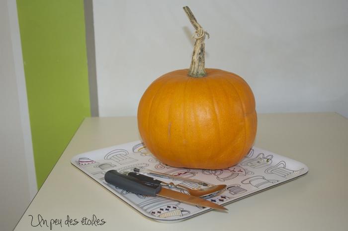 halloween-citrouille-ustensiles