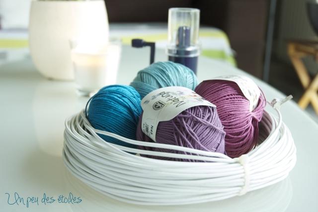 materiel Mercredi party #6 : je tricotine, tu tricotines