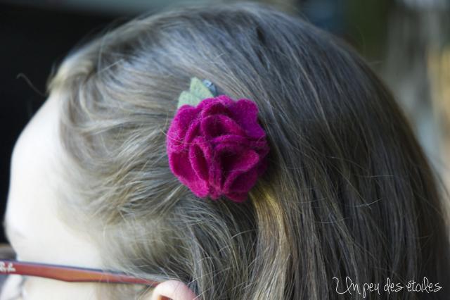 fleurs-feutrine-pince